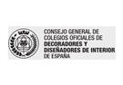logo Consejo General de Colegios Oficiales de Decoradores y Diseñadores de Interior