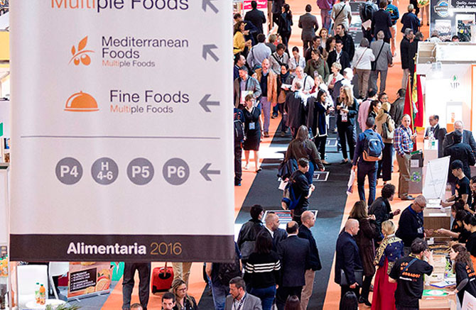 Multiple Foods Alimentaria