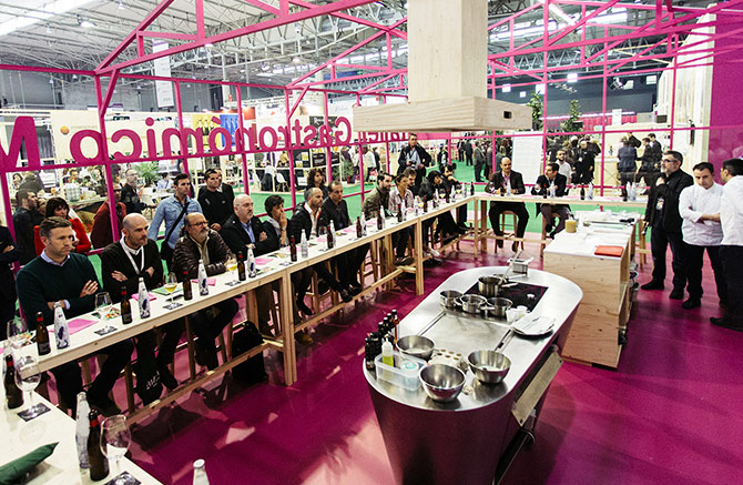 The Alimentaria Experience