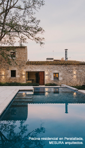 Jornada piscina residencial