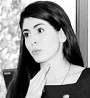 Mehrnaz Ghojeh