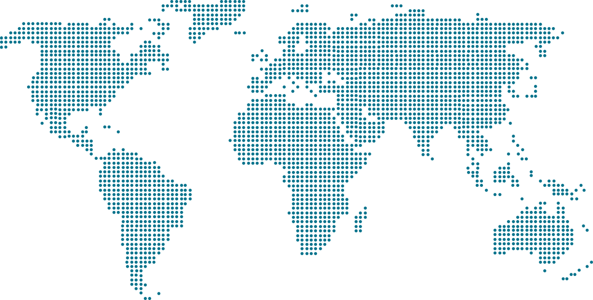 Editions Abroad map