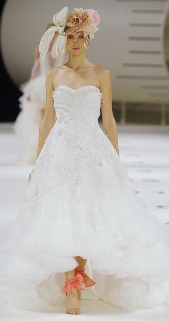 valmont barcelona bridal fashion week | vbbfw19