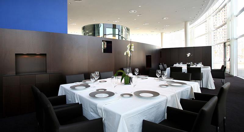 imagen nuclo restaurant espacio reservado