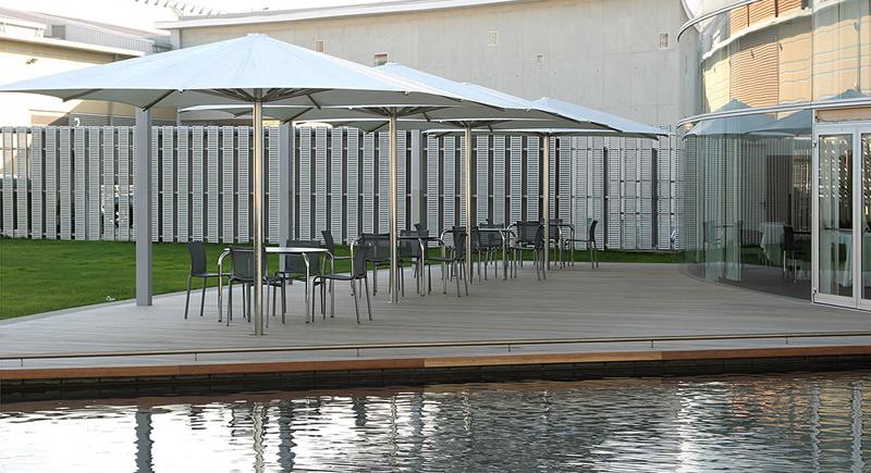 imagen nuclo restaurant espacio terraza